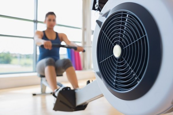 Rowing Machine Air Fan