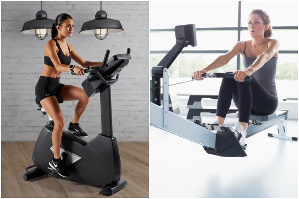 Rowing vs Indoor Cycle