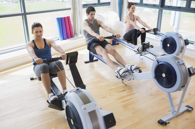 Ease of Use of Rowing Machines