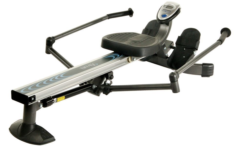 Rowing Machine Based on Hydrualic Resistance