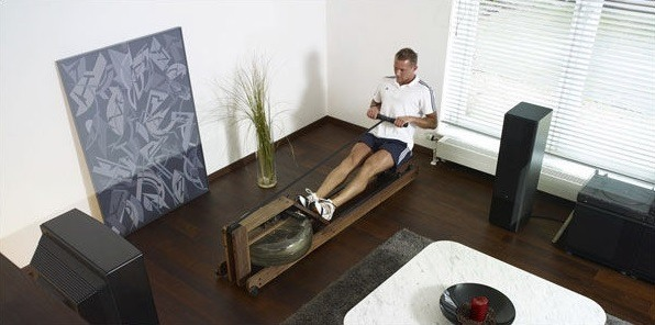 Space for Rowing Machine