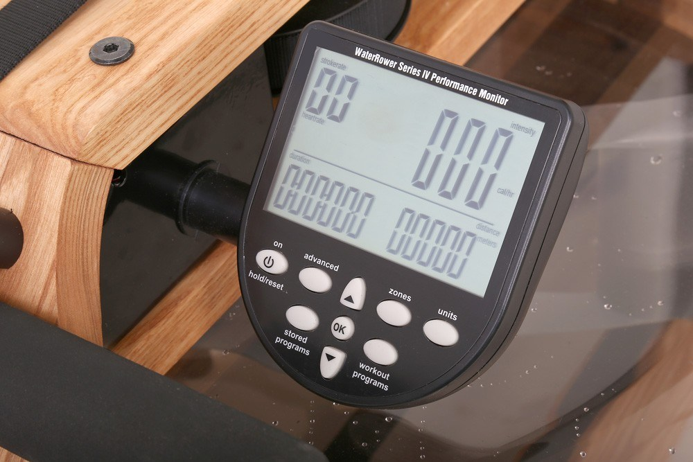 WaterRower Natural Rowing Machine Computer Review