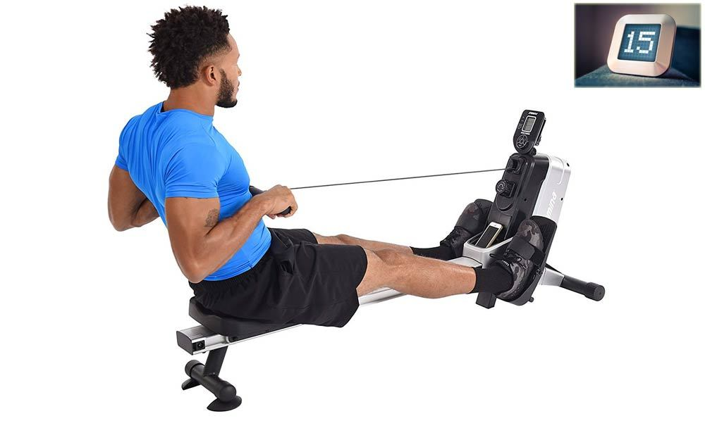 Rowing Machine 15 Minutes Per Day