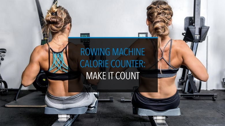 Rowing Machine Calorie Counter