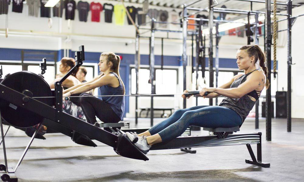 Rowing Machine for CrossFit