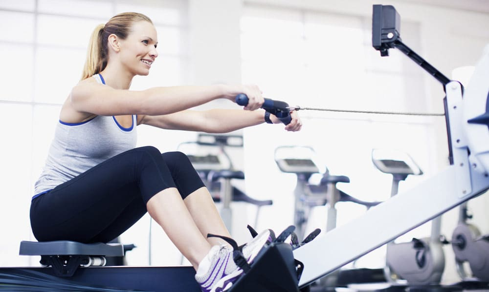 Rowing for Weight Loss