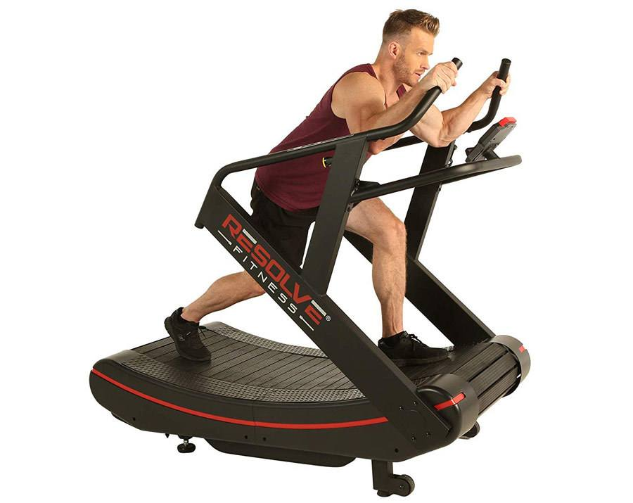 RESOLVE FITNESS Reactive Runner Treadmill
