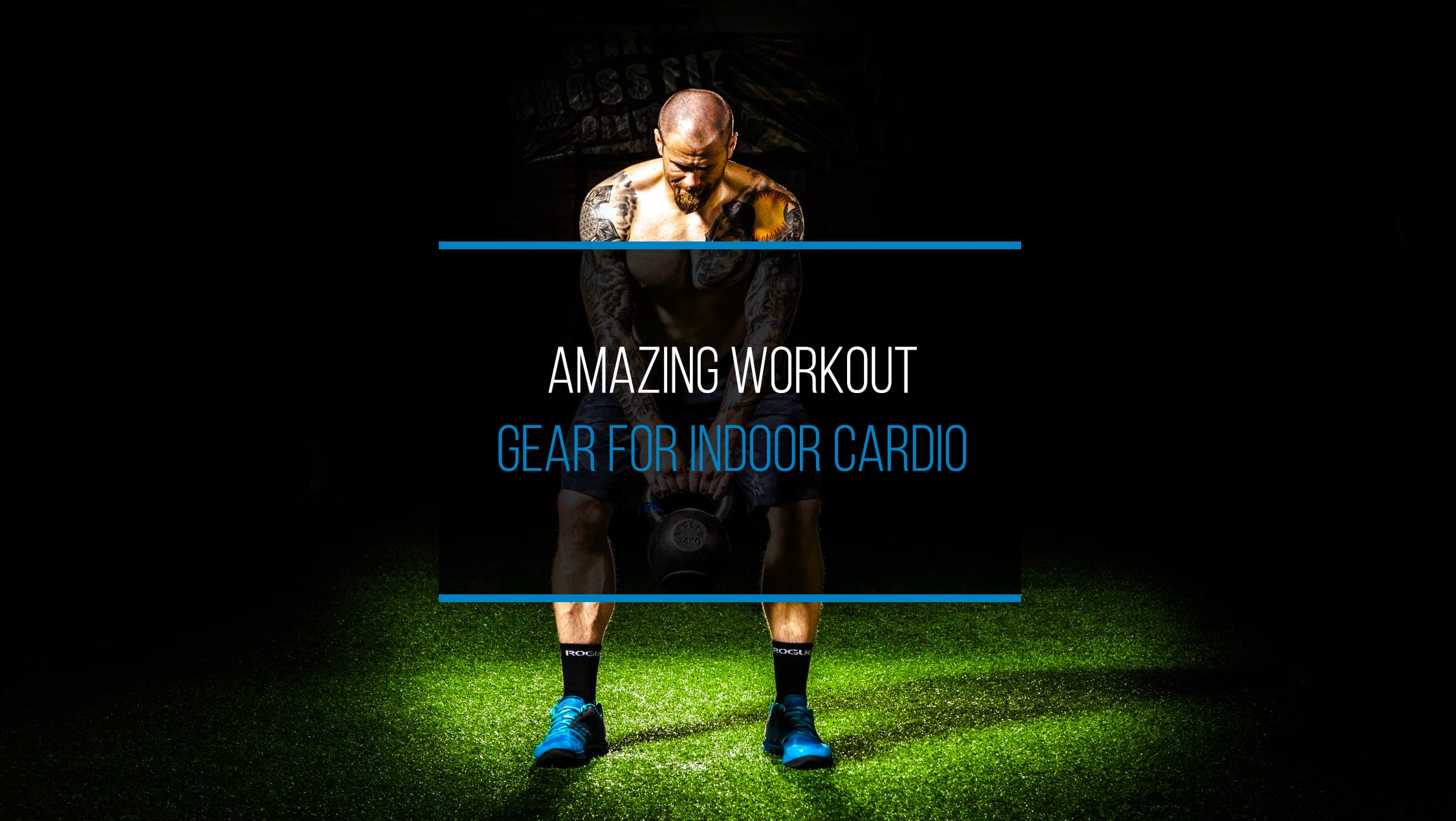 Amazing Workout Gear For Indoor Cardio