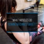 WHAT MUSCLES DO ROWING MACHINES TARGET?