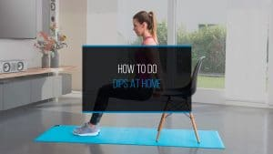 How to do dips at home - WP