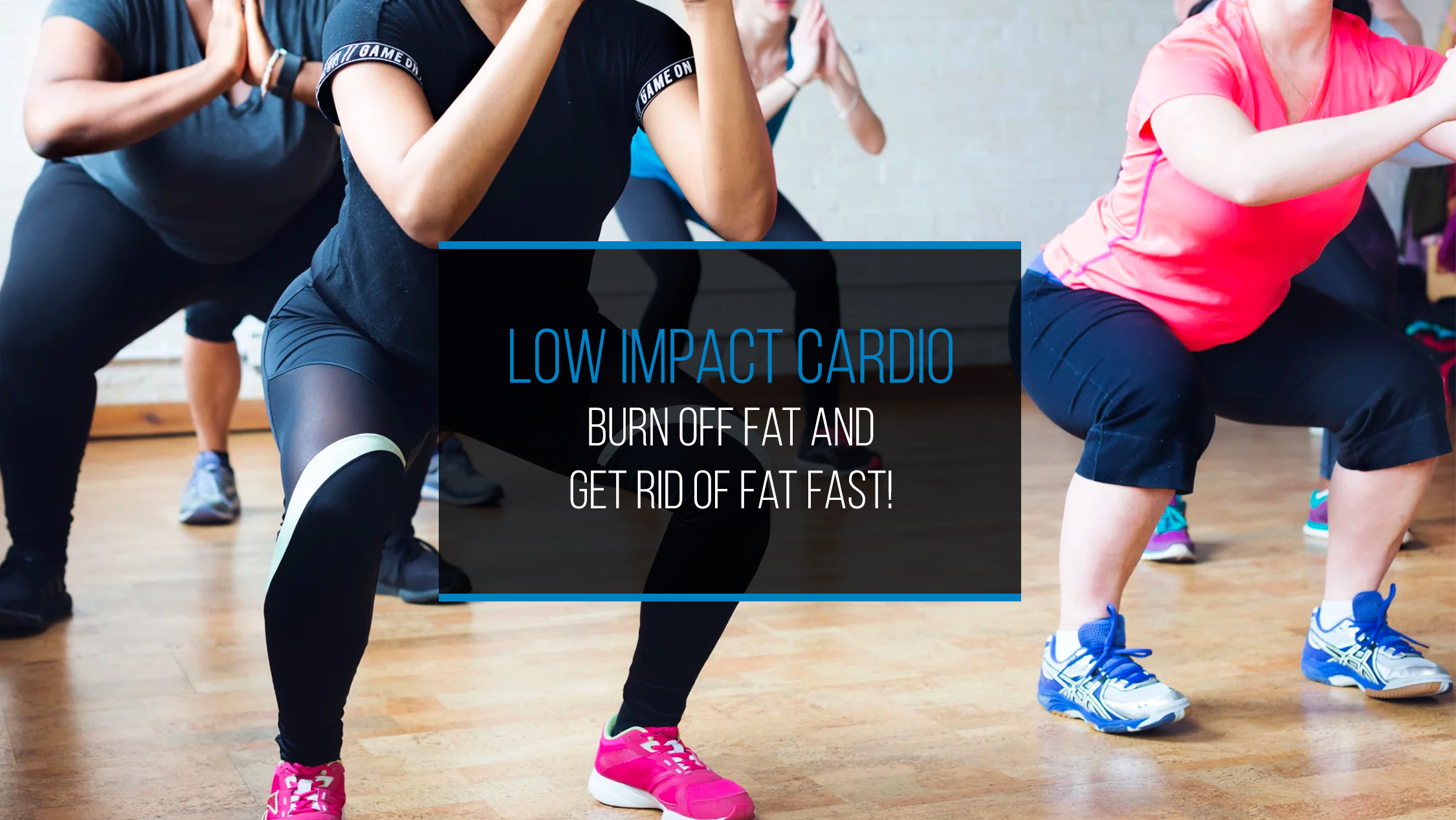 Low Impact Cardio - Burn Off Fat And Get Rid Of Fat Fast - WP