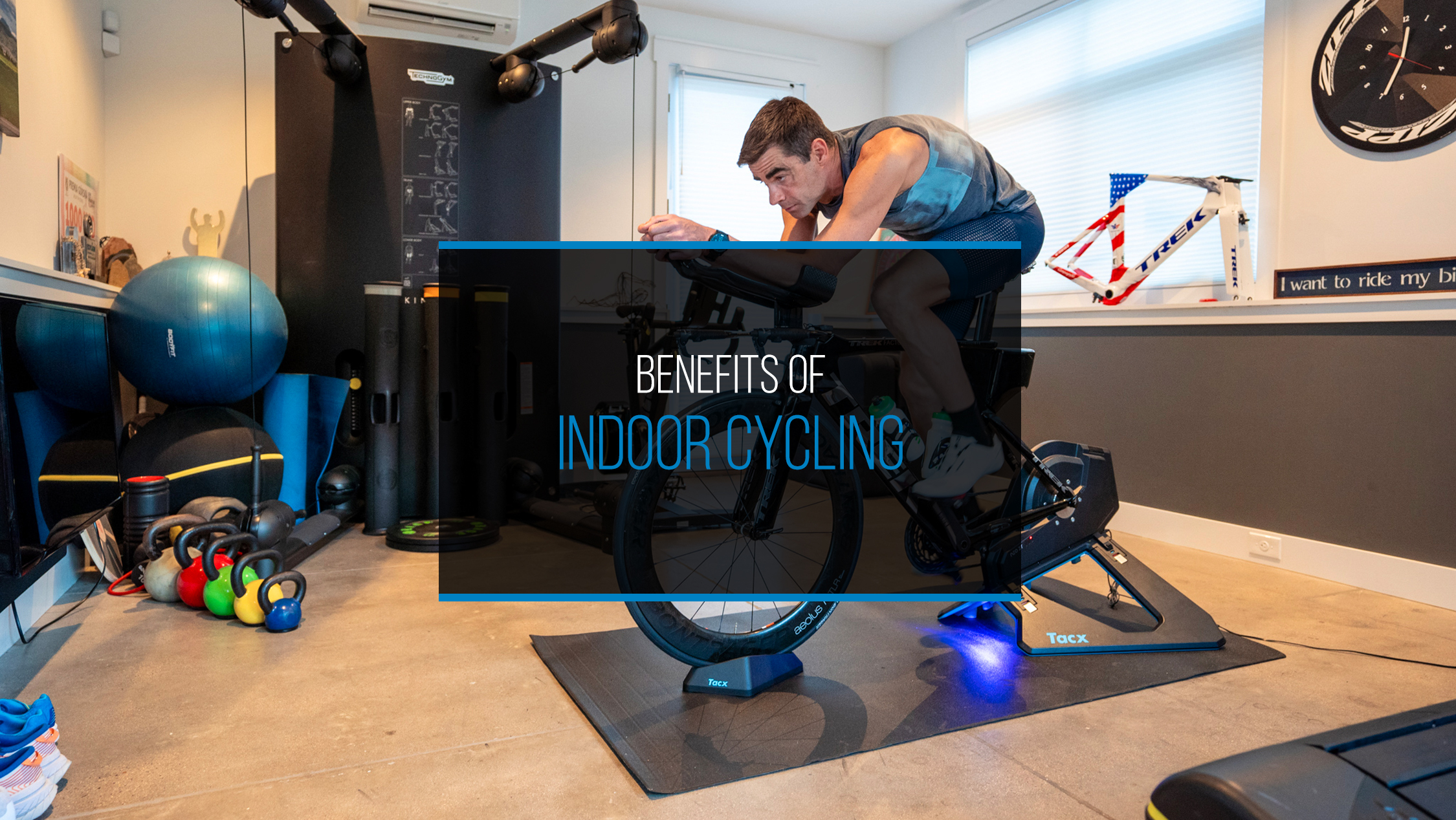 Benefits of Indoor Cycling - WP