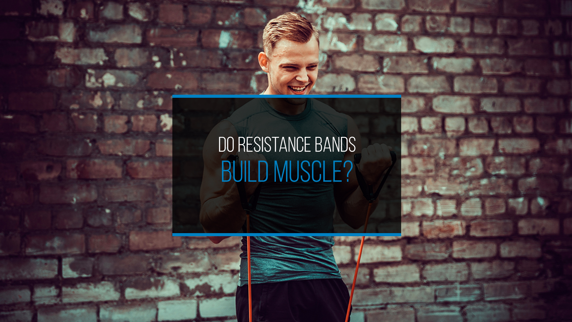 Do Resistance Bands Build Muscle - WP